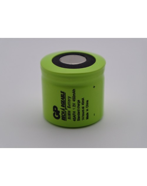 GP 45AFH acumulator industrial Ni-Mh 1.2V 450mAh