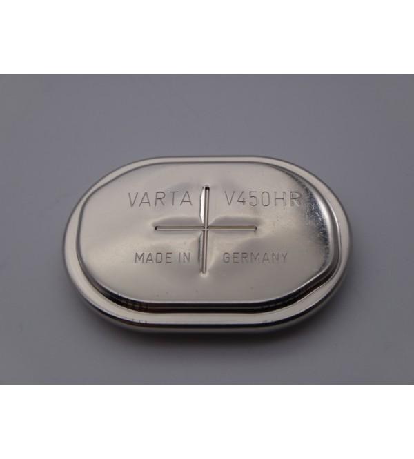 Varta V450HR acumulator Ni-Mh 1.2V 450mah tip moneda