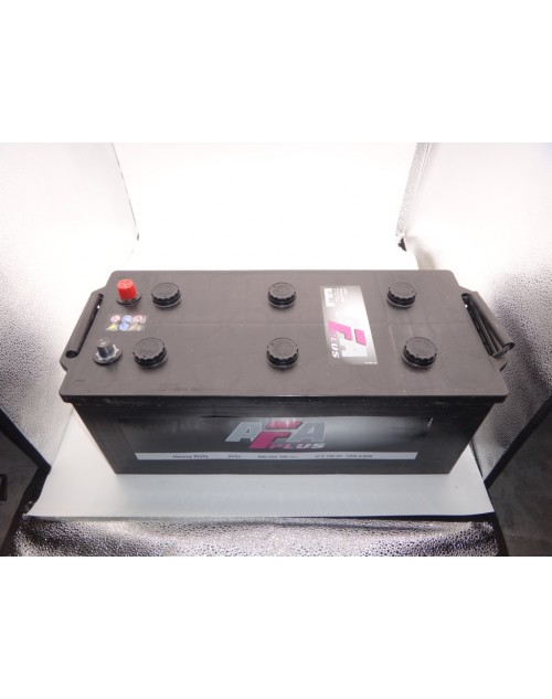 Baterie 12V 225Ah Afa Plus 1150A AT27 cod F725012 115