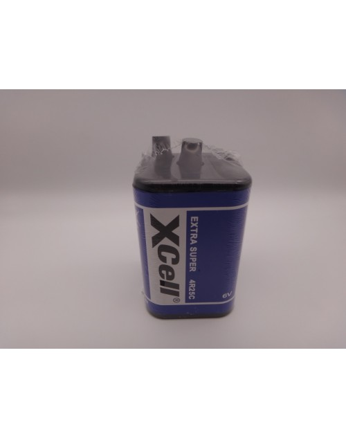 Xcell baterie 6V 4R25C extra super 131256