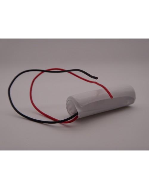 SAFT LS14500PR baterie litiu AA 3.6V 2600mAh cu fire pentru lipire