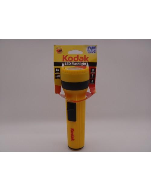 Kodak lanterna led 250mW IP62, 18 lumeni, foloseste 2 x R20 D neincluse